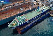 Photo of Στη δεξαμενή των ναυπηγείων Σπανόπουλου το Τάλως – φωτορεπορτάζ