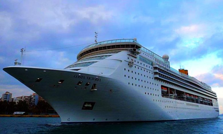 Τίτλοι τέλους και για το Costa Victoria, Αρχιπέλαγος, Ναυτιλιακή πύλη ενημέρωσης