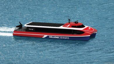 Attica Group Συμφωνία για τη ναυπήγηση τριών 3 υπερσύγχρονων Aero Catamaran 5, Αρχιπέλαγος, Ναυτιλιακή πύλη ενημέρωσης