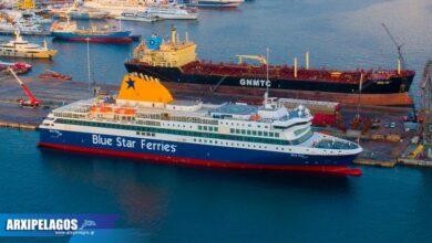 αύριο τα Blue Star Delos και Paros επιστρέφουν στις Κυκλάδες 1, Αρχιπέλαγος, Ναυτιλιακή πύλη ενημέρωσης