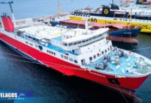 Photo of Βίντεο από το παρθενικό ταξίδι του νέου πλοίου Ερμής στη γραμμή Ηγουμενίτσα – Κέρκυρα