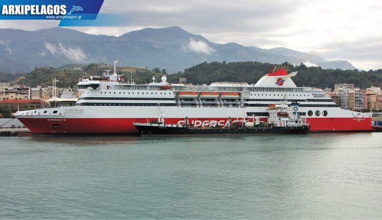 αγαπημένα πλοία στη γραμμή της Αδριατικής για τον Grimaldi 1, Αρχιπέλαγος, Ναυτιλιακή πύλη ενημέρωσης