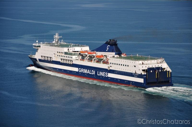 αγαπημένα πλοία στη γραμμή της Αδριατικής για τον Grimaldi 2, Αρχιπέλαγος, Ναυτιλιακή πύλη ενημέρωσης