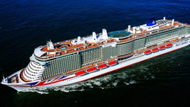 PO Cruises παρουσίασε την Arvia, Αρχιπέλαγος, Ναυτιλιακή πύλη ενημέρωσης