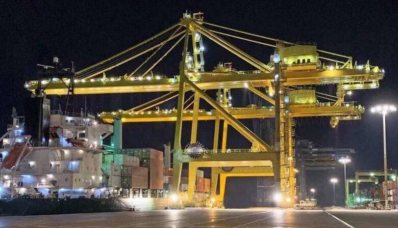 Α.Ε. 2 νέες Γερανογέφυρες ειδικά σχεδιασμένες για το Λιμάνι της Θεσσαλονίκης, Αρχιπέλαγος, Ναυτιλιακή πύλη ενημέρωσης