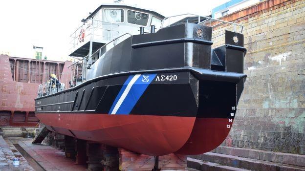 A.E. Άνευ Ανταλλάγματος Δεξαμενισμός του Αντιρρυπαντικού Σκάφους ΠΛΣ 420, Αρχιπέλαγος, Ναυτιλιακή πύλη ενημέρωσης