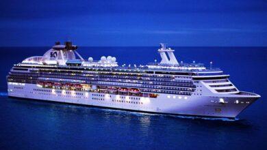 Photo of Παγκόσμια Κρουαζιέρα Coral Princess 2023