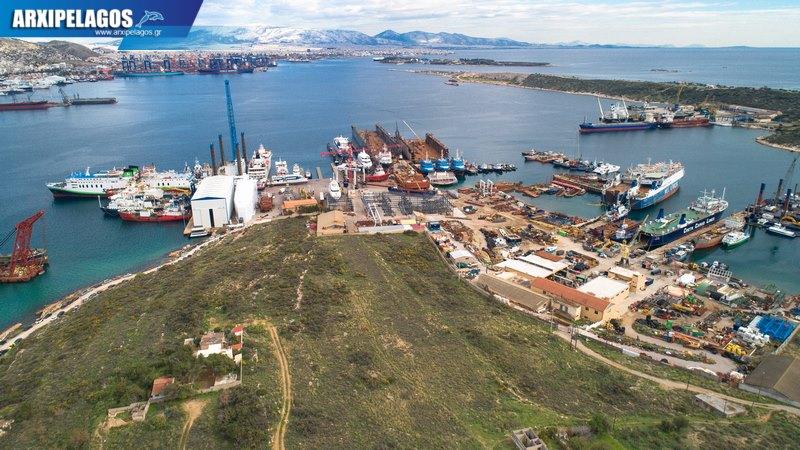 πληρότητας σημειώθηκε στα Ναυπηγεία Σπανόπουλος στη Σαλαμίνα 4, Αρχιπέλαγος, Ναυτιλιακή πύλη ενημέρωσης