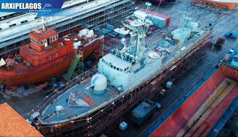 Ναυπηγεία Σπανόπουλου η ΤΠΚ Τρουπάκης 1, Αρχιπέλαγος, Ναυτιλιακή πύλη ενημέρωσης