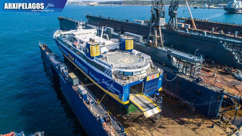 ναυπηγεία Σπανόπουλου το Super Runner Φωτορεπορτάζ 3, Αρχιπέλαγος, Ναυτιλιακή πύλη ενημέρωσης