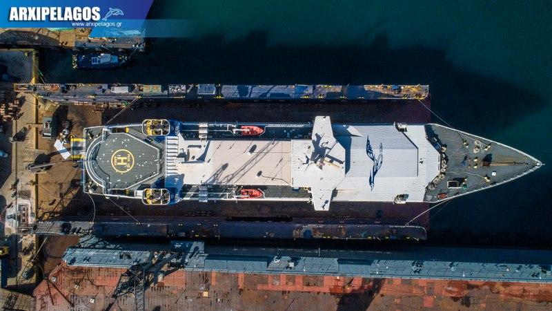 ναυπηγεία Σπανόπουλου το Super Runner Φωτορεπορτάζ 6, Αρχιπέλαγος, Ναυτιλιακή πύλη ενημέρωσης