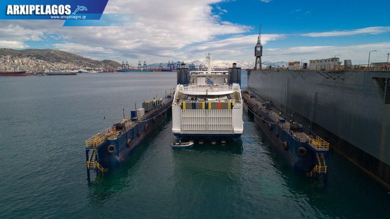 Σπανόπουλου το Speedrunner για δεξαμενισμό Drone Video 6, Αρχιπέλαγος, Ναυτιλιακή πύλη ενημέρωσης