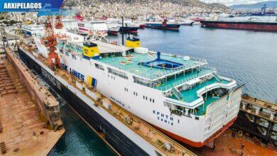 δεξαμενισμό το Κρήτη Ι Drone photos 1, Αρχιπέλαγος, Ναυτιλιακή πύλη ενημέρωσης