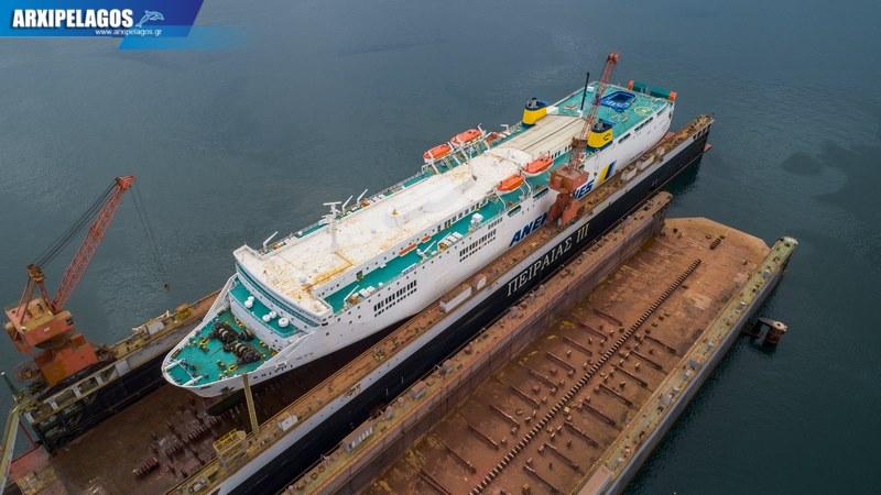 δεξαμενισμό το Κρήτη Ι Drone photos 6, Αρχιπέλαγος, Ναυτιλιακή πύλη ενημέρωσης