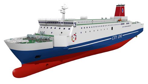Τα πλοία που ναυπηγούνται το 2021 1, Αρχιπέλαγος, Ναυτιλιακή πύλη ενημέρωσης