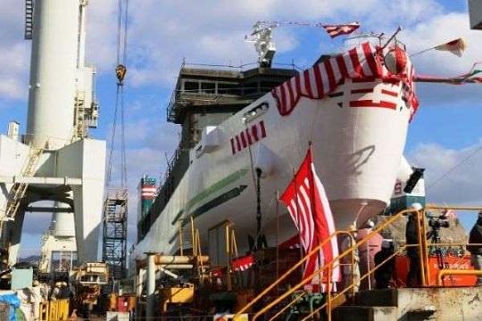 Τα πλοία που ναυπηγούνται το 2021 16, Αρχιπέλαγος, Ναυτιλιακή πύλη ενημέρωσης