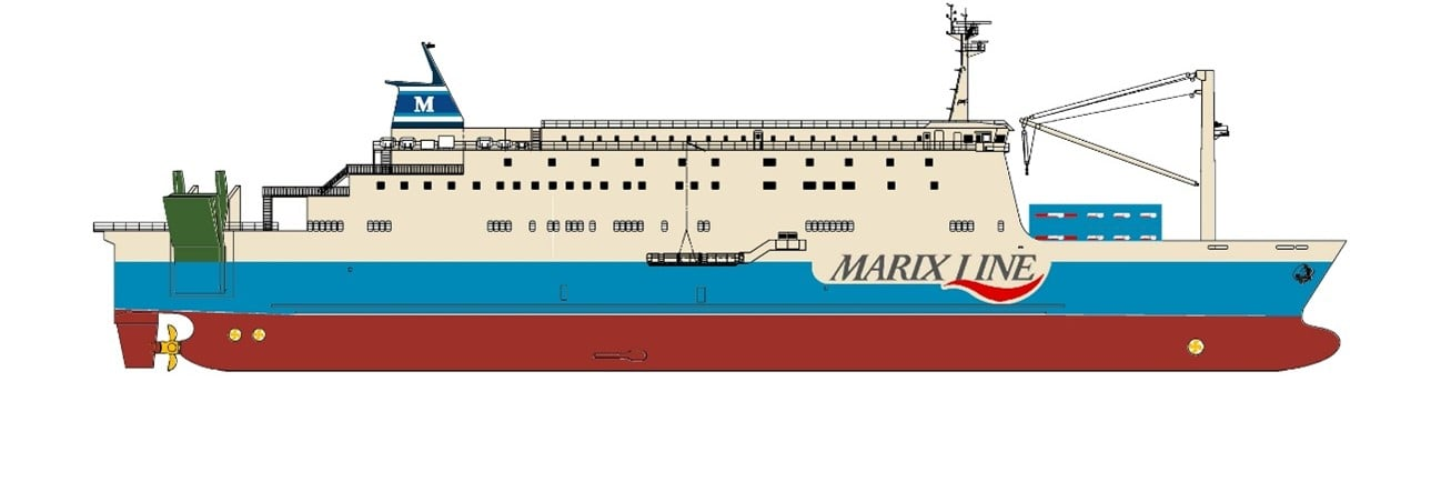 Τα πλοία που ναυπηγούνται το 2021 2, Αρχιπέλαγος, Ναυτιλιακή πύλη ενημέρωσης