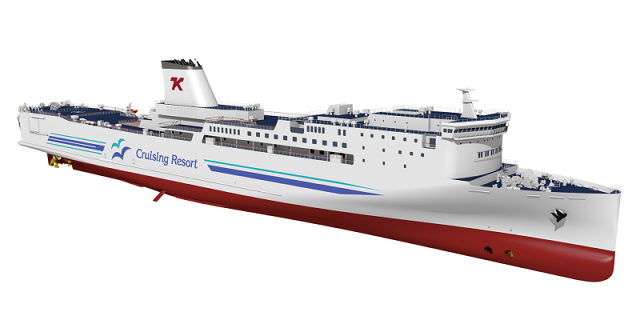 Τα πλοία που ναυπηγούνται το 2021 4, Αρχιπέλαγος, Ναυτιλιακή πύλη ενημέρωσης