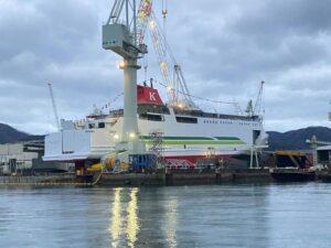 Τα πλοία που ναυπηγούνται το 2021 6, Αρχιπέλαγος, Ναυτιλιακή πύλη ενημέρωσης