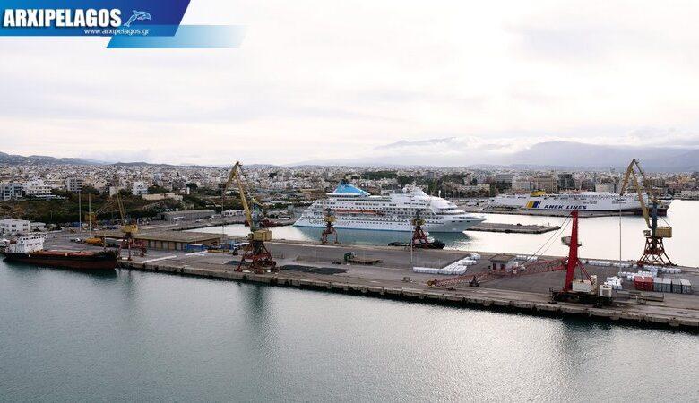 και στρατηγικές κινήσεις για το λιμάνι Ηρακλείου, Αρχιπέλαγος, Ναυτιλιακή πύλη ενημέρωσης