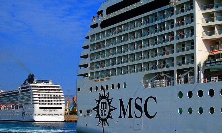 MSC Cruises 2022, Αρχιπέλαγος, Ναυτιλιακή πύλη ενημέρωσης