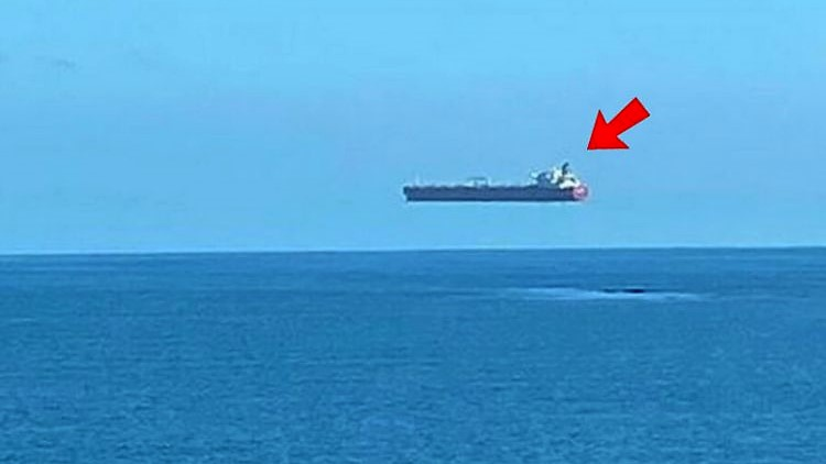 ιπτάμενο πλοίο στην Κορνουάλη Τι λένε οι ειδικοί 1, Αρχιπέλαγος, Ναυτιλιακή πύλη ενημέρωσης