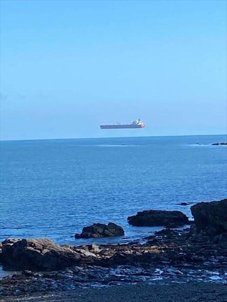 ιπτάμενο πλοίο στην Κορνουάλη Τι λένε οι ειδικοί 2, Αρχιπέλαγος, Ναυτιλιακή πύλη ενημέρωσης