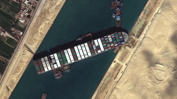 321 πλοία εγκλωβισμένα στη Διώρυγα του Σουέζ Δύσκολο να προσδιοριστεί πότε θα λυθεί ακριβώς το πρόβλημα, Αρχιπέλαγος, Ναυτιλιακή πύλη ενημέρωσης