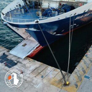 Blue Star 1 Προετοιμάζεται για την Βόρεια Ευρώπη 4, Αρχιπέλαγος, Ναυτιλιακή πύλη ενημέρωσης