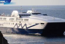 Power Jet Υψηλές ταχύτητες στο Αιγαίο Αφιέρωμα 1, Αρχιπέλαγος, Ναυτιλιακή πύλη ενημέρωσης