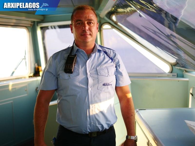 Power Jet Υψηλές ταχύτητες στο Αιγαίο Αφιέρωμα 11, Αρχιπέλαγος, Ναυτιλιακή πύλη ενημέρωσης