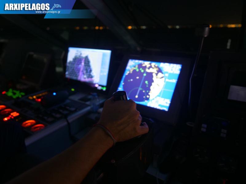 Power Jet Υψηλές ταχύτητες στο Αιγαίο Αφιέρωμα 14, Αρχιπέλαγος, Ναυτιλιακή πύλη ενημέρωσης
