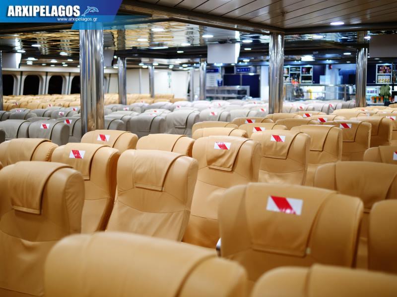 Power Jet Υψηλές ταχύτητες στο Αιγαίο Αφιέρωμα 30, Αρχιπέλαγος, Ναυτιλιακή πύλη ενημέρωσης