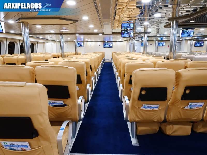 Power Jet Υψηλές ταχύτητες στο Αιγαίο Αφιέρωμα 31, Αρχιπέλαγος, Ναυτιλιακή πύλη ενημέρωσης