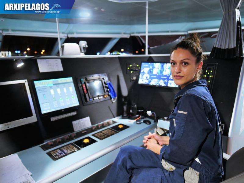 Power Jet Υψηλές ταχύτητες στο Αιγαίο Αφιέρωμα 33, Αρχιπέλαγος, Ναυτιλιακή πύλη ενημέρωσης