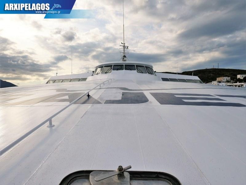 Power Jet Υψηλές ταχύτητες στο Αιγαίο Αφιέρωμα 38, Αρχιπέλαγος, Ναυτιλιακή πύλη ενημέρωσης