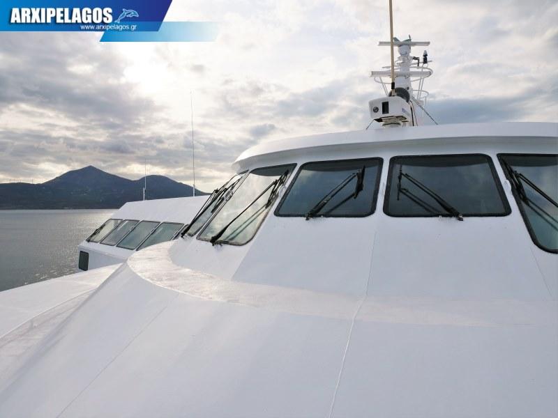 Power Jet Υψηλές ταχύτητες στο Αιγαίο Αφιέρωμα 39, Αρχιπέλαγος, Ναυτιλιακή πύλη ενημέρωσης