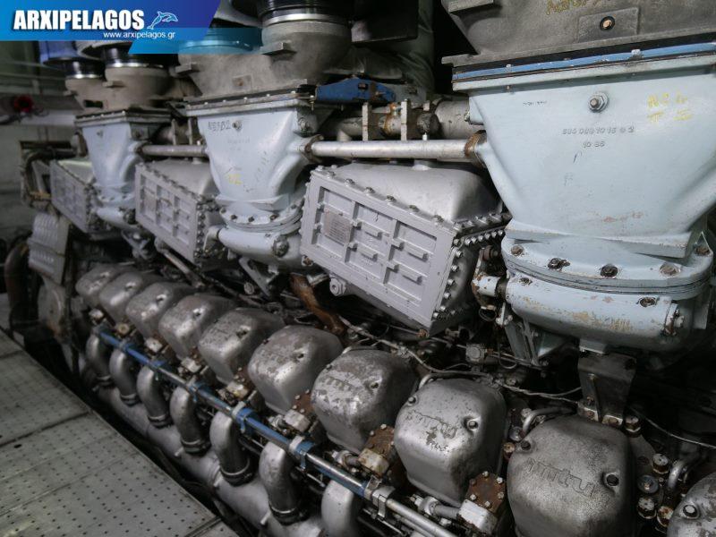 Power Jet Υψηλές ταχύτητες στο Αιγαίο Αφιέρωμα 45, Αρχιπέλαγος, Ναυτιλιακή πύλη ενημέρωσης