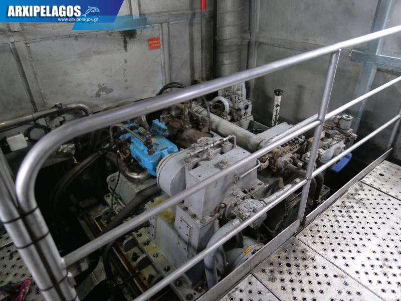 Power Jet Υψηλές ταχύτητες στο Αιγαίο Αφιέρωμα 48, Αρχιπέλαγος, Ναυτιλιακή πύλη ενημέρωσης