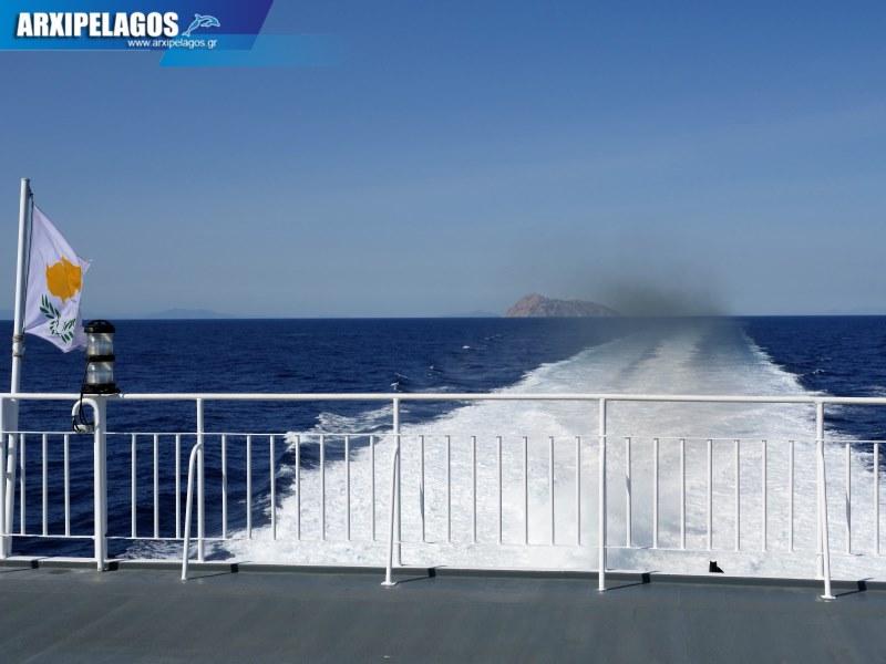 Power Jet Υψηλές ταχύτητες στο Αιγαίο Αφιέρωμα 59, Αρχιπέλαγος, Ναυτιλιακή πύλη ενημέρωσης