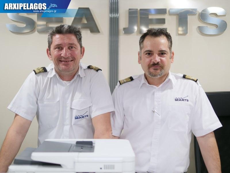 Power Jet Υψηλές ταχύτητες στο Αιγαίο Αφιέρωμα 6, Αρχιπέλαγος, Ναυτιλιακή πύλη ενημέρωσης
