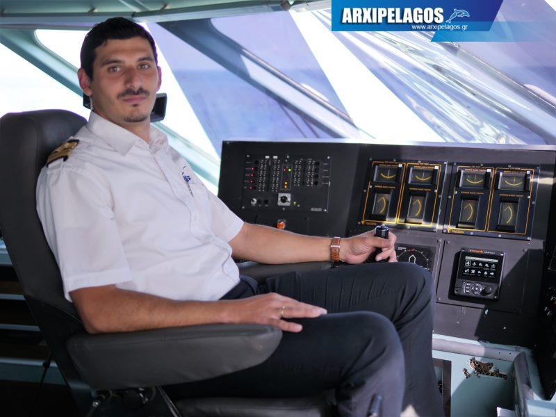 Power Jet – Υψηλές ταχύτητες στο Αιγαίο Αφιέρωμα 35, Αρχιπέλαγος, Ναυτιλιακή πύλη ενημέρωσης