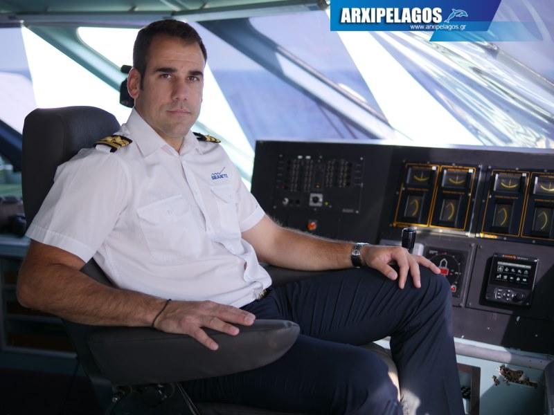 Power Jet – Υψηλές ταχύτητες στο Αιγαίο Αφιέρωμα 49, Αρχιπέλαγος, Ναυτιλιακή πύλη ενημέρωσης