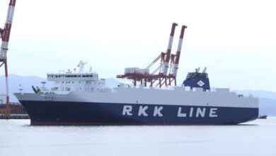 Photo of RORO AYAHASHI: Το νεότευκτο πλοίο της ιαπωνικής RKK