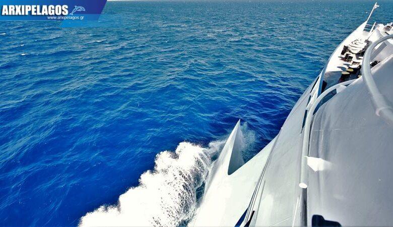 φετινών δρομολογίων για το Naxos Jet 1, Αρχιπέλαγος, Ναυτιλιακή πύλη ενημέρωσης