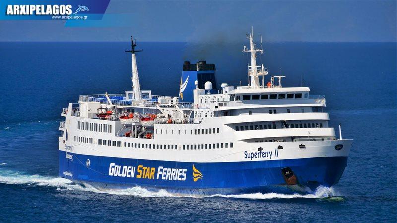 deal στην Ακτοπλοΐα Αλλάζει χέρια το Superferry II και 3 ταχύπλοα 5, Αρχιπέλαγος, Ναυτιλιακή πύλη ενημέρωσης