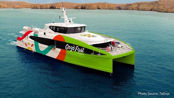 στη Μάλτα τα υπερσύγχρονα ταχύπλοα της Gozo Fast Ferry, Αρχιπέλαγος, Ναυτιλιακή πύλη ενημέρωσης