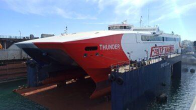 δεξαμενισμό στου Σπανόπουλου το Thunder – Photos 2, Αρχιπέλαγος, Ναυτιλιακή πύλη ενημέρωσης