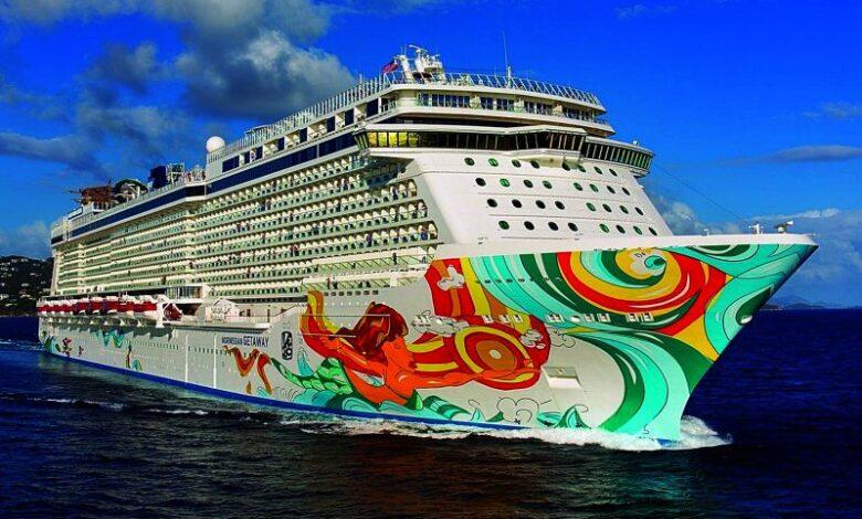το Norwegian Getaway στην Ελλάδα, Αρχιπέλαγος, Ναυτιλιακή πύλη ενημέρωσης