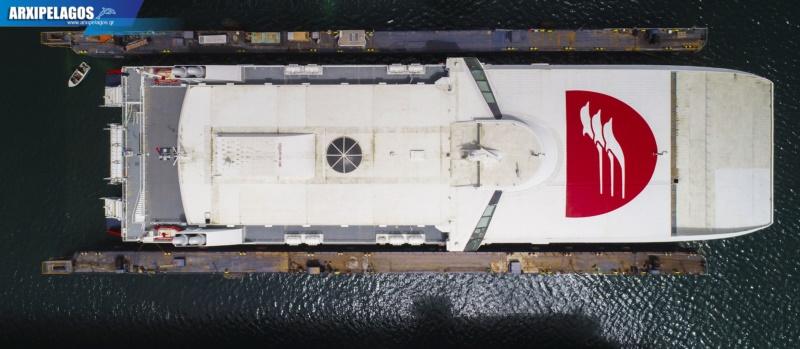 ναυπηγεία Σπανόπουλου το Highspeed Εντυπωσιακό βίντεο 11, Αρχιπέλαγος, Ναυτιλιακή πύλη ενημέρωσης